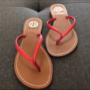 Like new Tory Burch sandals size 6